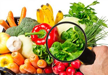 Pesticidi negli alimenti: oltre il 97% degli alimenti analizzati contiene residui nei limiti di legge