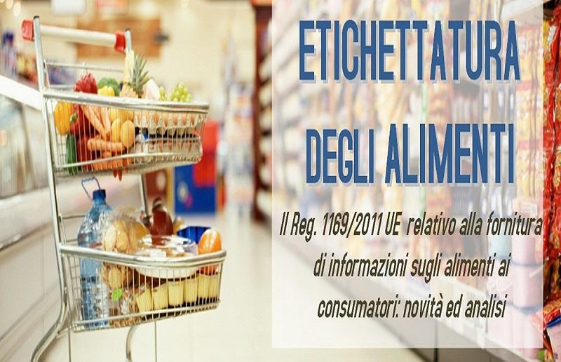 Etichettatura alimenti: in Gazzetta il decreto sulle sanzioni